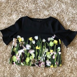 Victoria Beckham for Target Tulip Top- Size Medium
